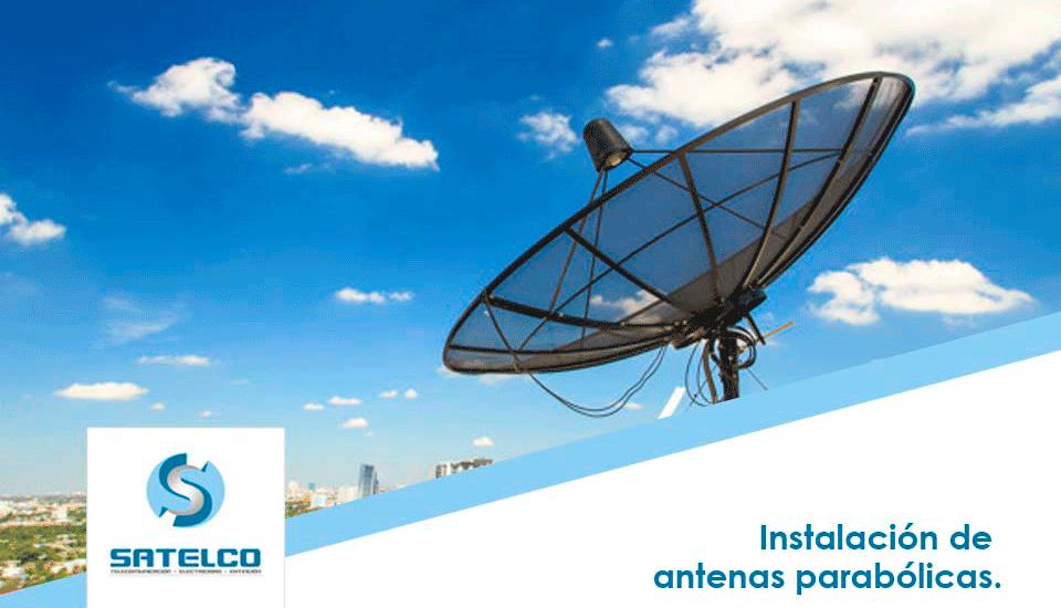 instalacion antenas