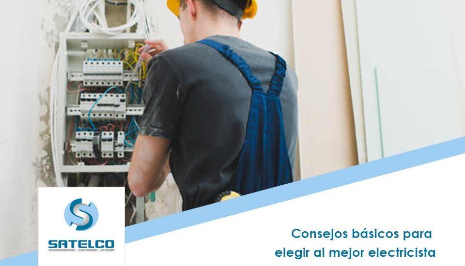 elegir buen electricista